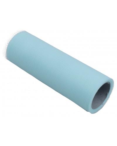 Tiul dekoracyjny 15cm błękitny