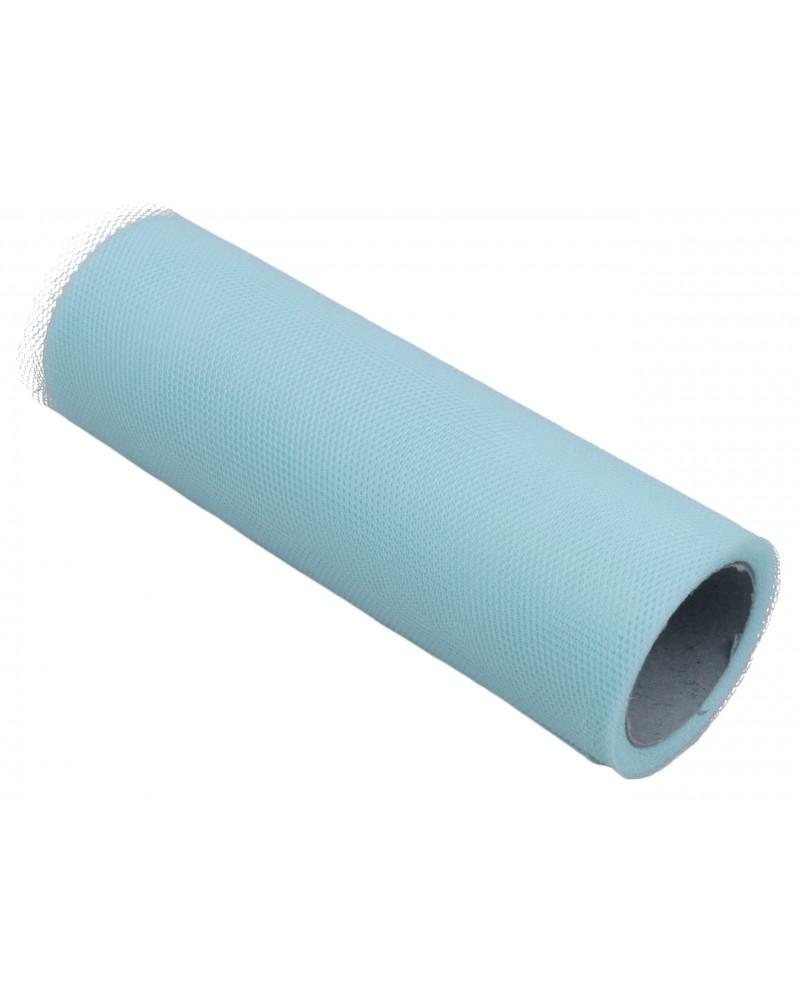 Tiul 15cm błękitny
