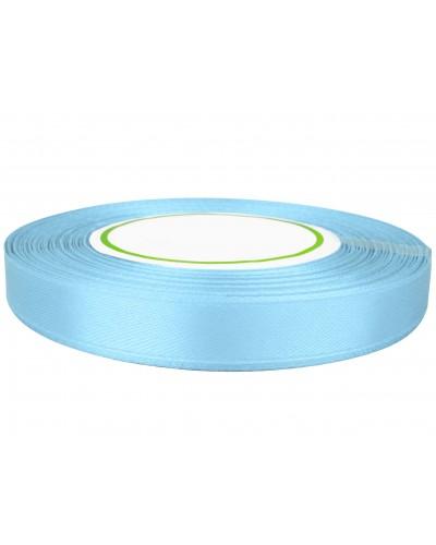 Wstążka satynowa 12mm błękitna