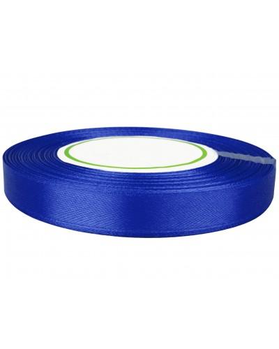 Wstążka satynowa 12mm niebieska