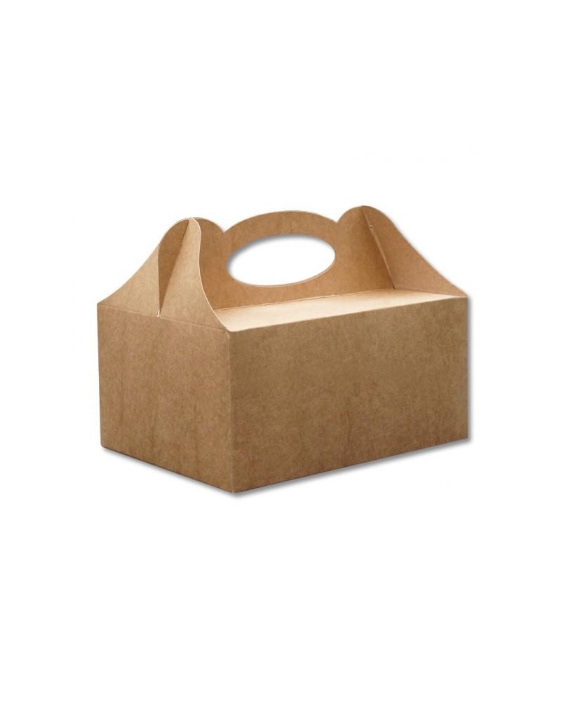 Pudełko na ciasto Eko/Kraft