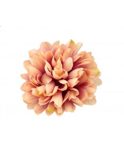 Chryzantema główka 6x11cm - Różowa