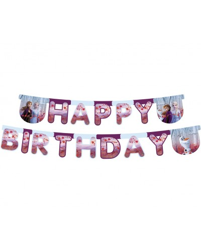 Frozen II baner Happy Birthday