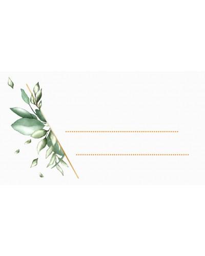 Winietki ślubne - Eucalyptus