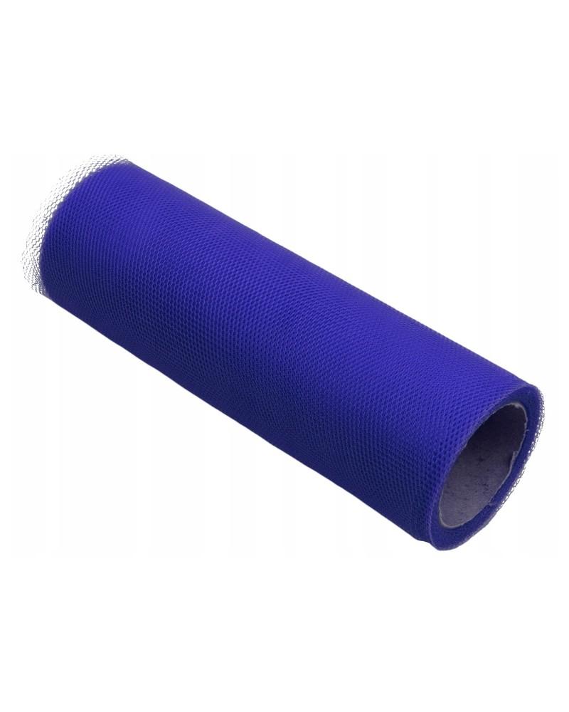 Tiul dekoracyjny 15cm niebieski