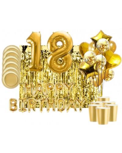 Zestaw na 18-stke Prestige Gold