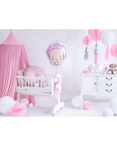 Balon foliowy Dziewczynka Baby Shower