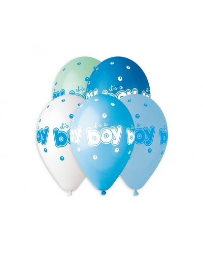 Balony premium Baby Shower It's a Boy