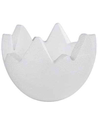 Skorupka jajka styropianowa 7x9,5cm