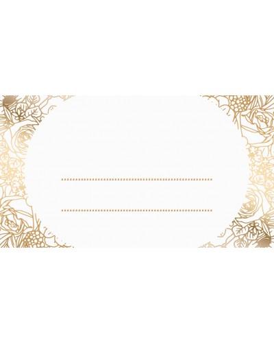 Winietki na Rocznicę Ślubu - Złote Gody