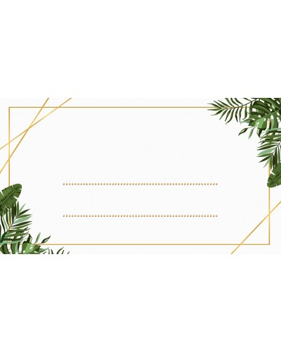 Winietki na Rocznicę Ślubu - Palmowe Gody