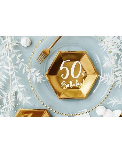 Talerzyki 50th Birthday