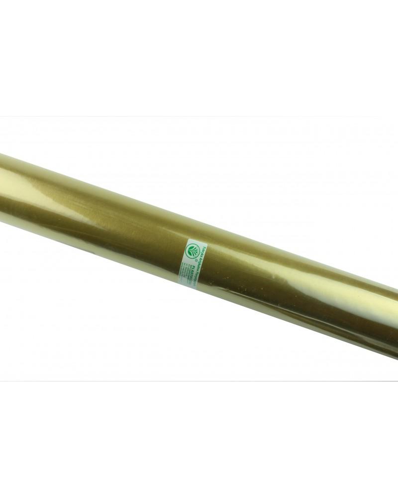 Papier metalizowany do pakowania Złoty