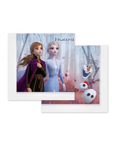 Serwetki Papierowe Frozen II