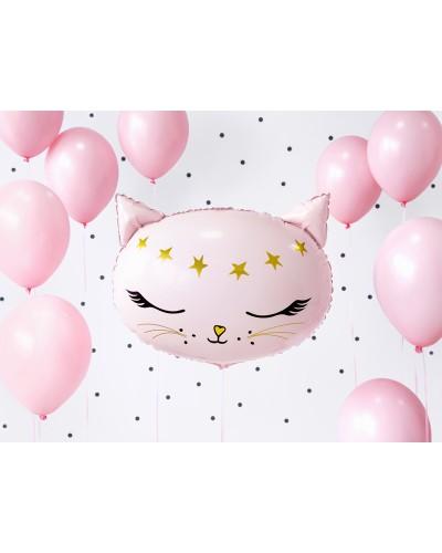 Balon foliowy Kotek
