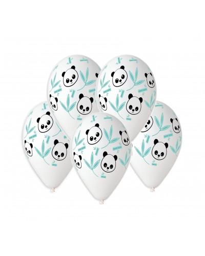 Balony lateksowe Panda