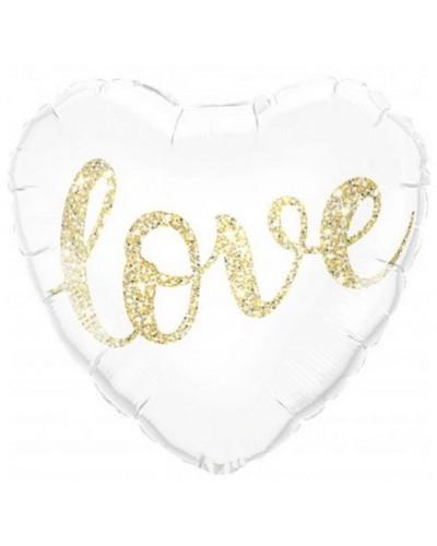 Balon Foliowy Serce Na Ślub love