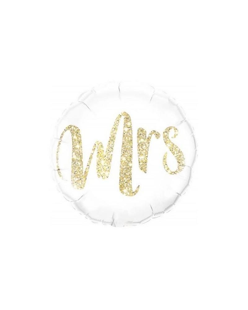 Balon Foliowy Poduszka Na Ślub mrs