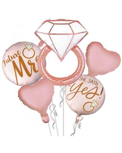 Balony na Wieczór Panieński Zestaw Balonów