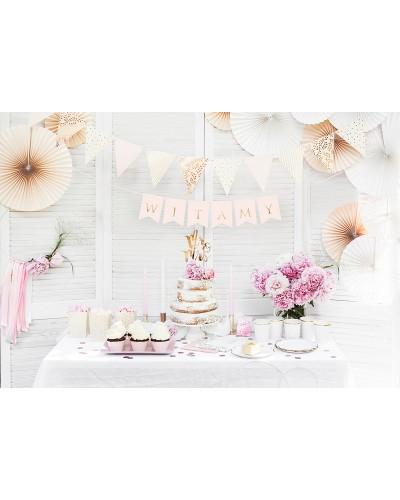 Baner Ślubny Witamy j.róż