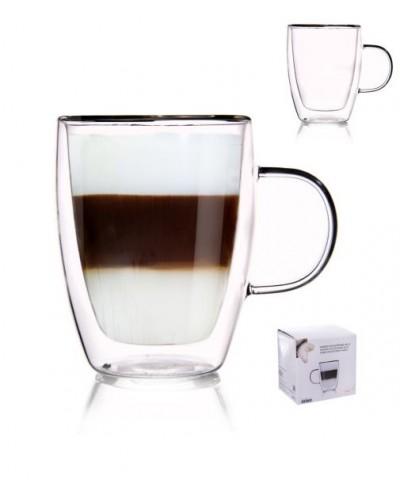 Szklanaka Termiczna Kubek Na Kawę Herbatę