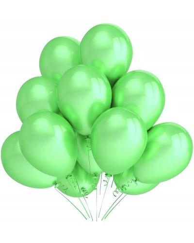 """Balony metaliczne 12"""" zielone"""