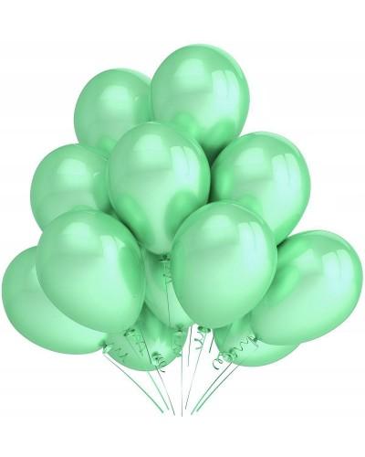 """Balony metaliczne 12"""" miętowe"""