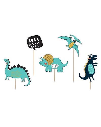 Pikery Dino Party-Dinozaur