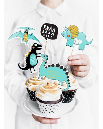 Pikery Dino Party