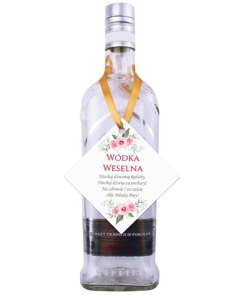 """Zawieszki Na Wódkę """"Różany Las"""""""