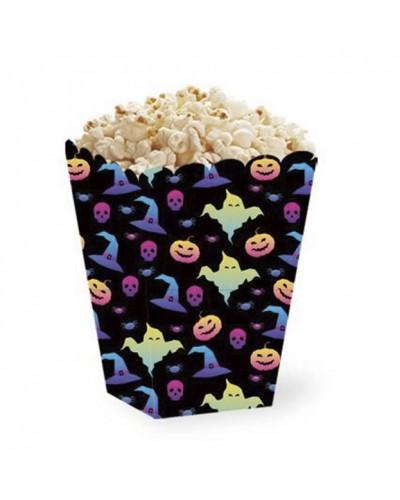 Pudełka Na Popcorn Halloween 5 szt.