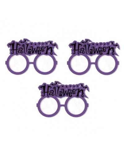"Okulary Napis ""Halloween"" 3 szt."