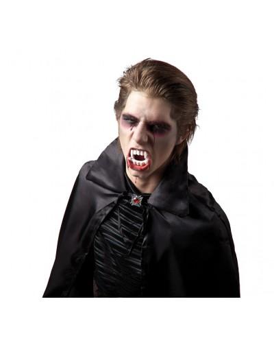Zęby Wampira Halloween Białe