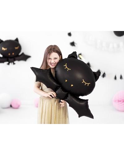 Balon foliowy Nietoperek