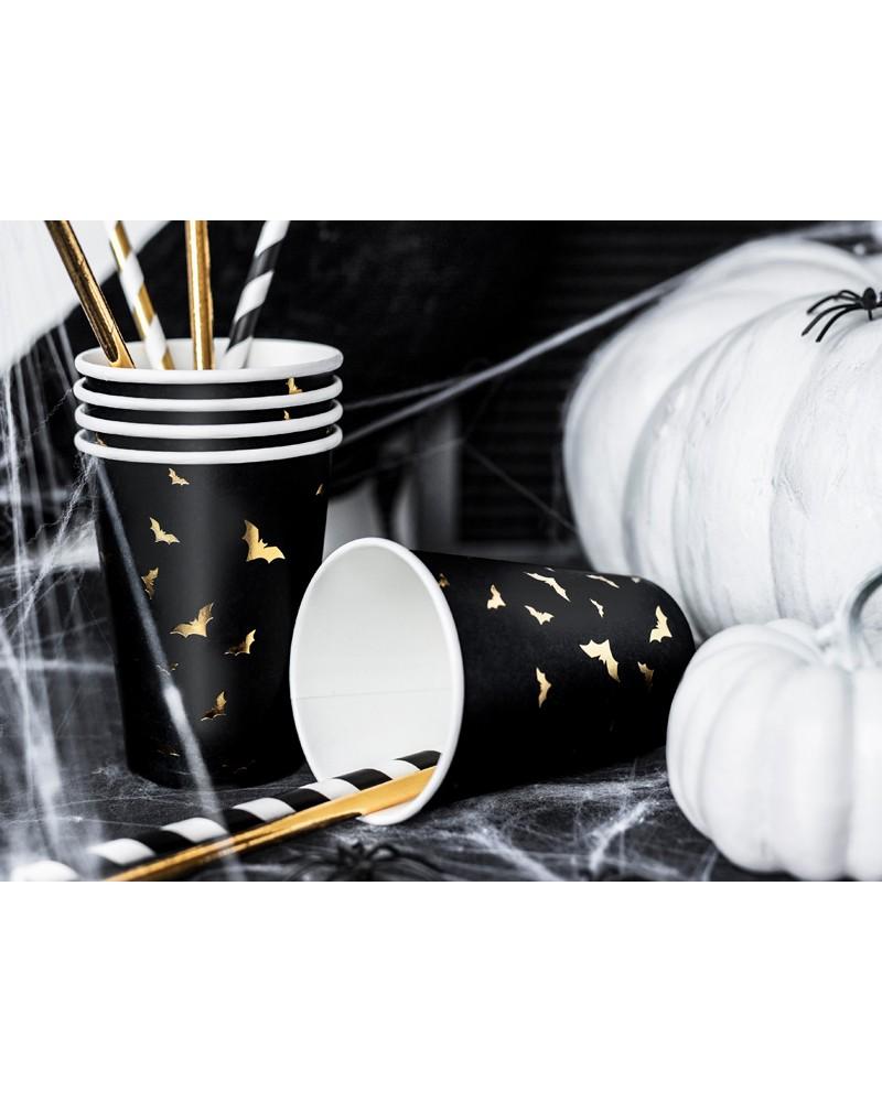 Kubeczki Trick or Treat na Halloween 6 szt.