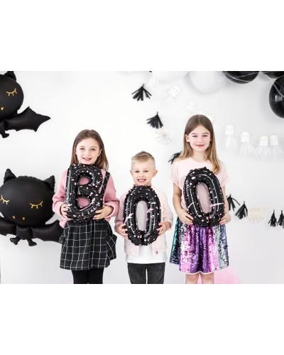 Balon foliowy BOO- Halloween 65x35cm