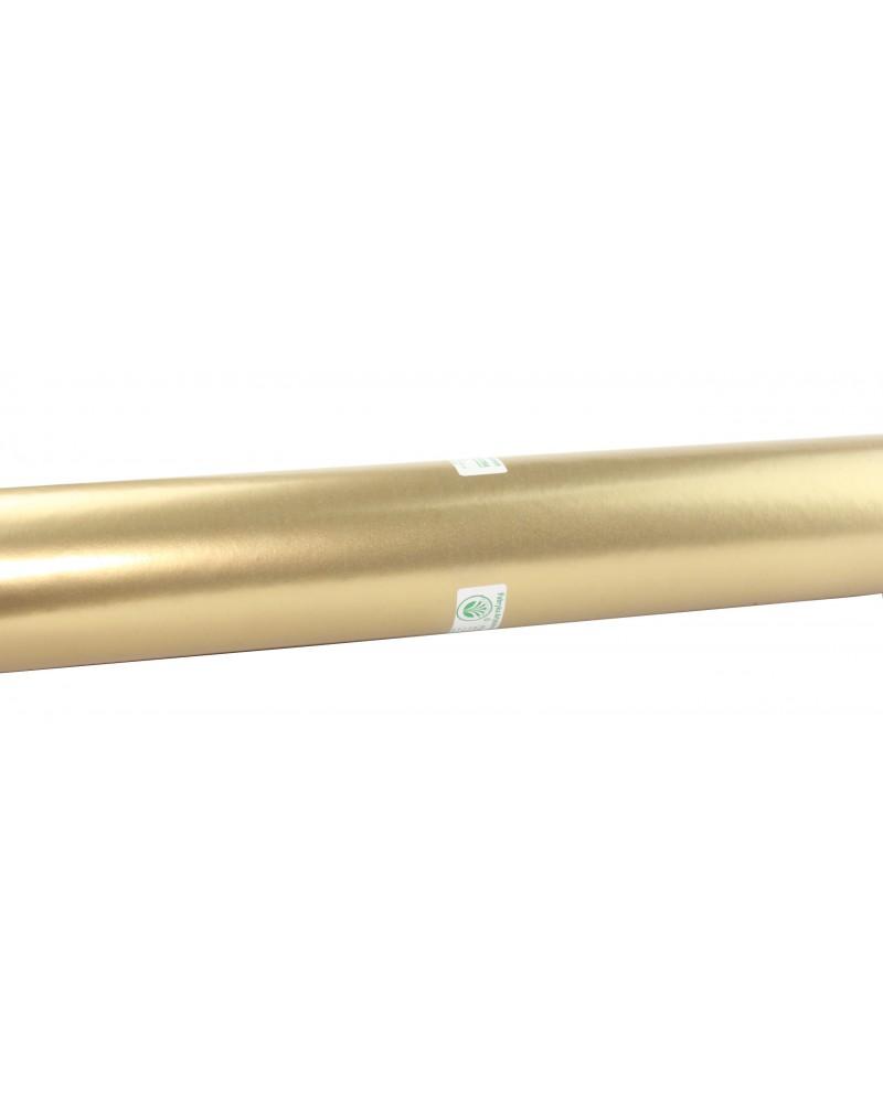 Papier Metalizowany Złoty 10 m / 50 cm