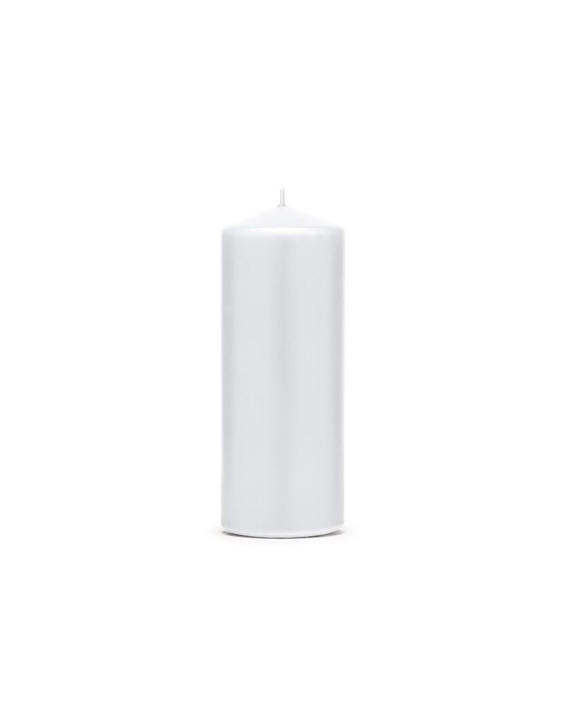 Świeca klubowa 15CM biała