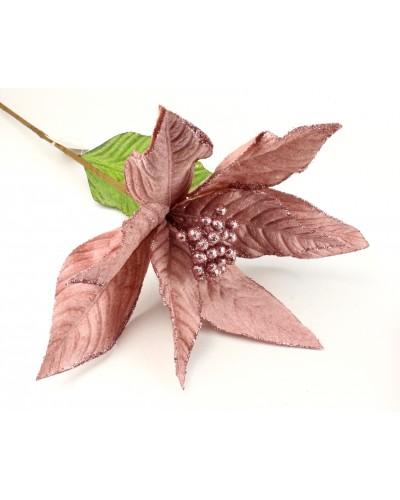 Gwiazda Betlejemska Rose Gold 70 x 30cm