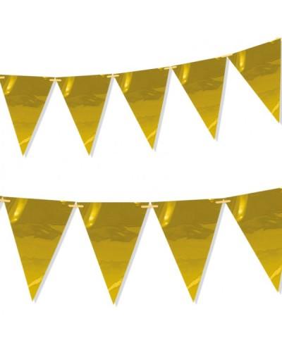 Flagietki na urodziny Złote