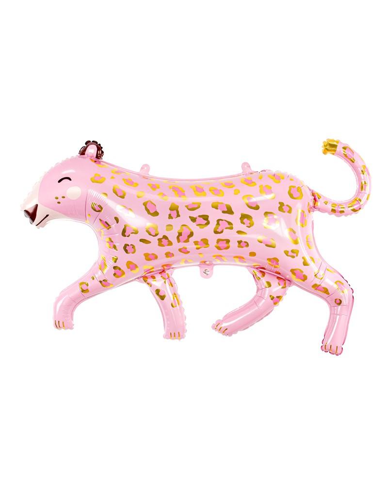 Balon foliowy Różowa Pantera