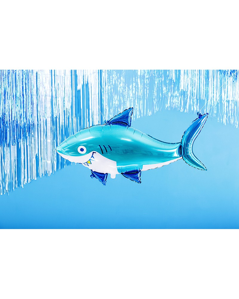 Balon foliowy Shark