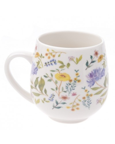 Kubek Ceramiczny Polne Kwiaty