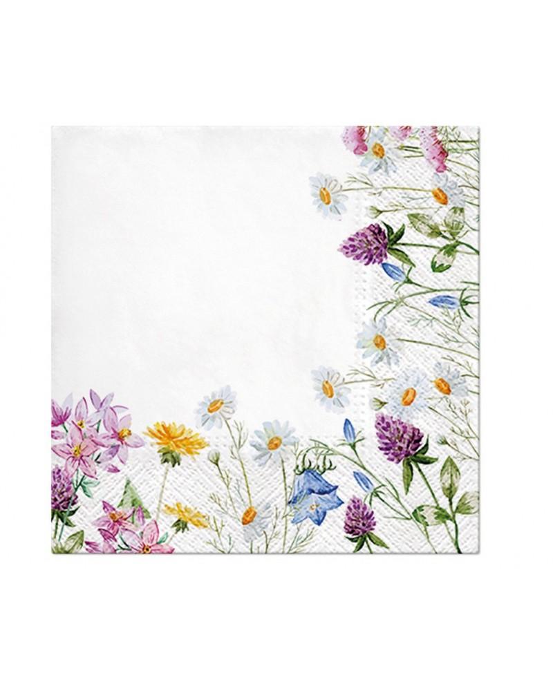 Serwetki Wiosenne Kwiaty