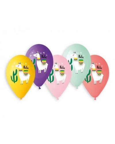 Balony premium kolekcja LAMA