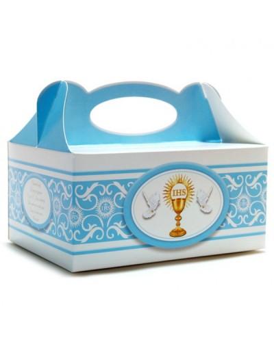 Pudełko na ciasto o charakterze komunijnym WZÓR 3