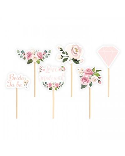 Pikery na Wieczór Panieński Pink Flowers