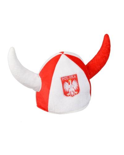 Cylinder Z Rogami Polska Biało Czerwoni