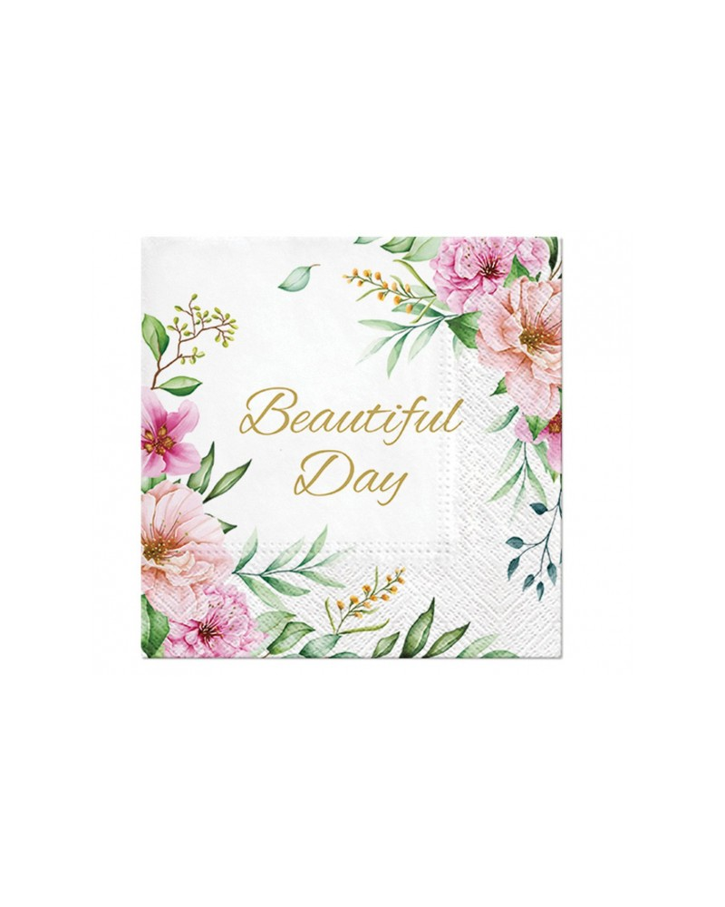Serwetki papierowe Beautiful Day Flowers