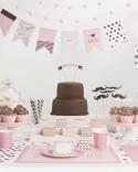Dekoracje stołu urodzinowego